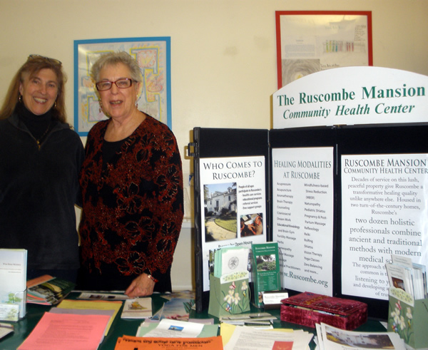 Ruscombe at the Waldorf School of Baltimore Fair
