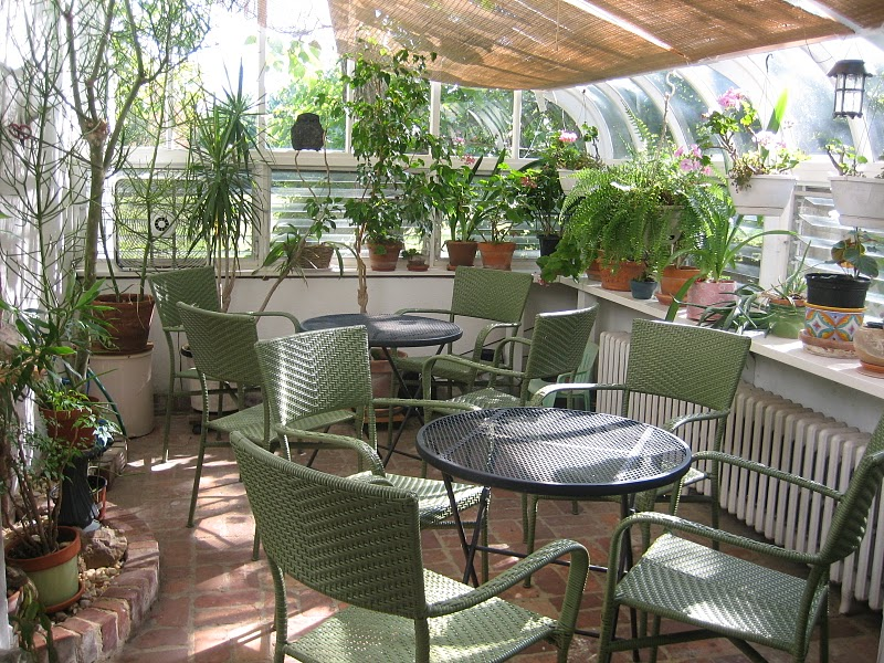 Great ... Kitchen And William Penn Hall Has A Working Fountain, A Lively Growth  Of Herbs And Perennials, And Lots Of Sunshine Enticing Anyone In Search Of  A ...