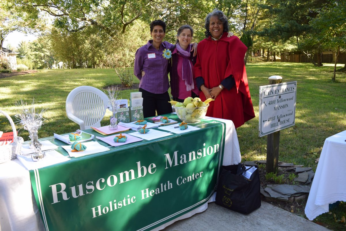 Ruscombe Mansion's Wellness Day Open House 2016